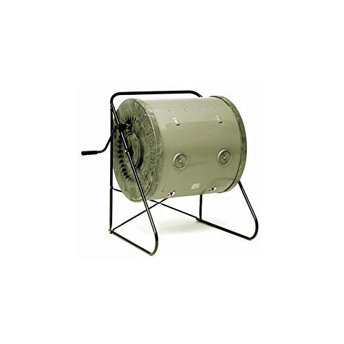 Mantis CT02001 Trommel Komposter Compostumbler, 335 Liter
