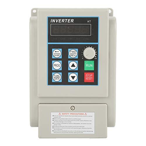 4,4 kW VFD Frequenzumrichter 220 V AC Einphasig Frequenzumrichter Wechselrichter VFD Drehzahlregler für 3-Phasen Motor - 3-phasen-motor