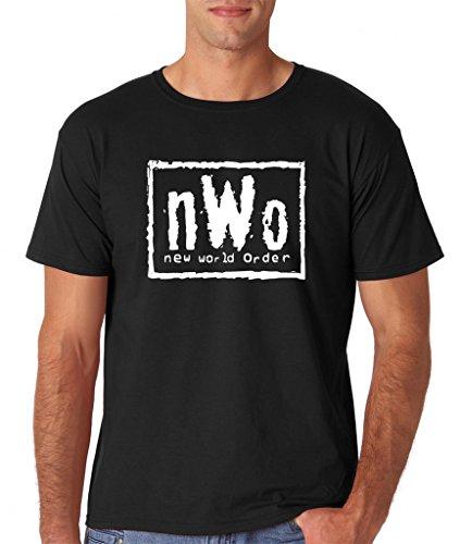 Daataadirect  Herren T-Shirt Schwarz