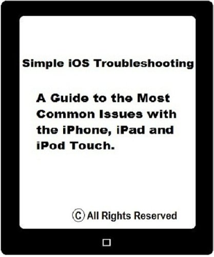 Screen Zoomed in on iPhone, iPad or iPod Touch (Simple iOS Troubleshooting Book 11) (English Edition)
