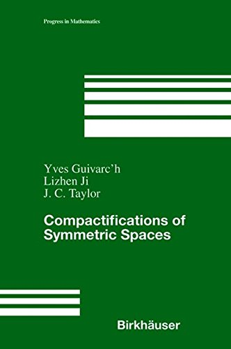 Compactifications of Symmetric Spaces (Progress in Mathematics)