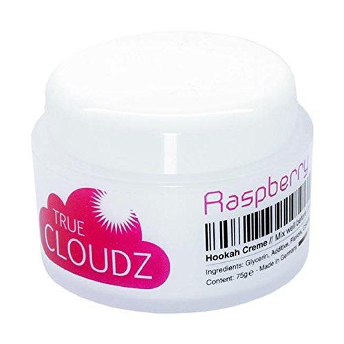True Cloudz Raspberry / 75g Tabak Ersatz Shisha Creme