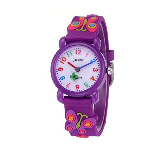 Reloj para Niños, Regalo de Juguetes para Niña de 3-12...