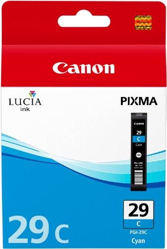 Canon 4873B001 Cartouche d'encre d'origine Cyan