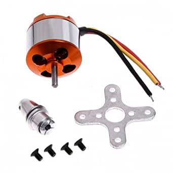 KV1000 A2212 or 13 Brushless Motor BLDC Hex Rotor for Multi-Copter and RC Aircraft
