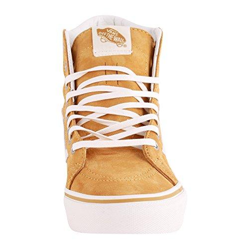 Herren Sneaker Vans Sk8-Hi Slim Sneakers (scotchgard) amber gold/m