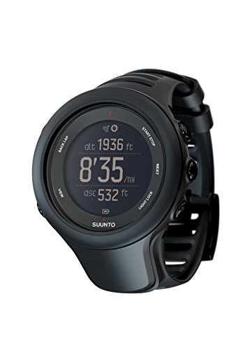 Suunto Ambit3 Sport GPS Watch Black, One Size image