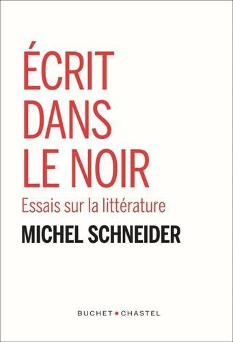 ECRIT DANS LE NOIR