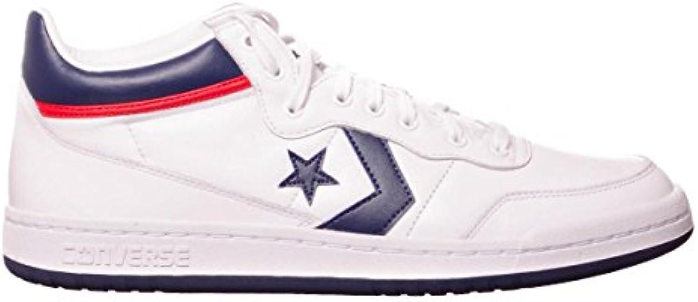 Converse Fastbreak 83 Mid Uomo, Pelle Liscia, scarpe da ginnastica Bassa | Ultima Tecnologia  | Uomini/Donne Scarpa