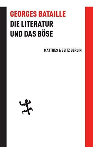 Die Literatur und das Böse (Batterien) Bose-batterien