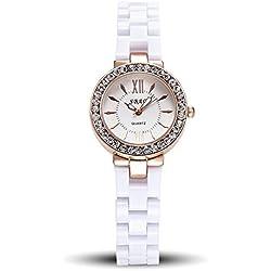 Woman, quartz watch, business, fashion, anti ceramic, M0209