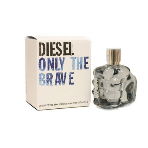 Diesel Only the Brave homme/men, Eau de Toilette, Vaporisateur/Spray, 75 ml, 1er pack
