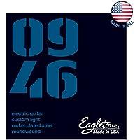 Eagletone US 0946 Cordes pour Guitare électrique custom light 09-46