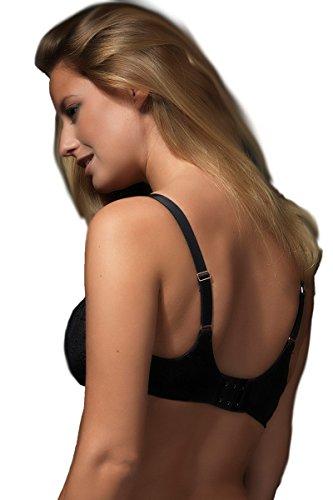 Signature Damen BH 20.20.5165 Non Padded Bra Solid Lace - Anna Black