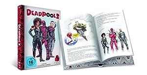 Deadpool 2 Mediabook [Blu-ray]