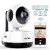 Best Vendita di Action Cameras - Kincam 1080P WIFI IP Telecamera di Sorveglianza 360°Camera Review