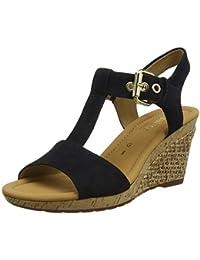 Gabor Shoes Comfort Sport, Sandalia con Pulsera para Mujer