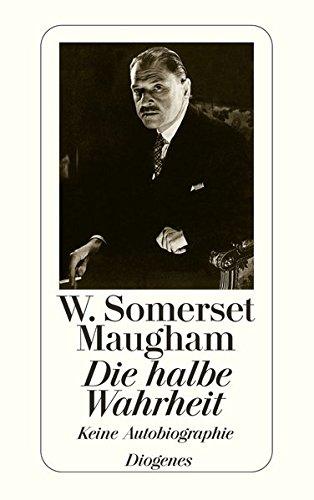Buchseite und Rezensionen zu 'Die halbe Wahrheit:' von William Somerset Maugham