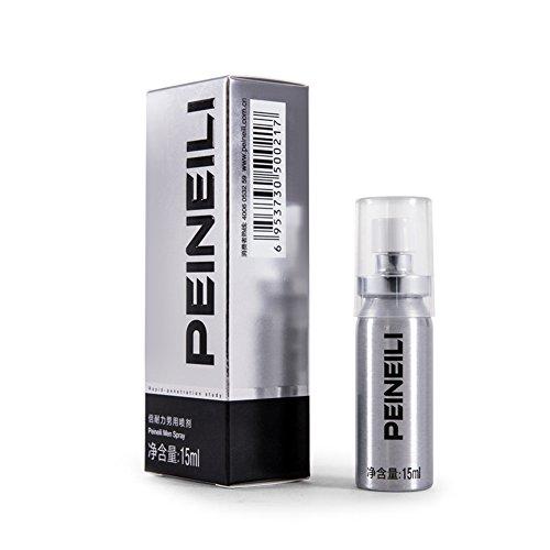 Zantec Männlich Verzögerung Spray 60 Minuten lange schnelle erweiterte Sex Zeit verhindert vorzeitige Ejakulation für Männer Penis Extender 15ML