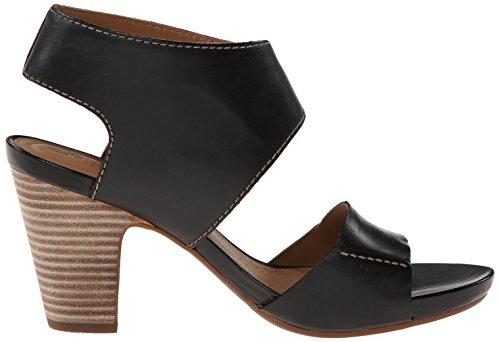 Clarks Okena Mod Dress Sandal Black
