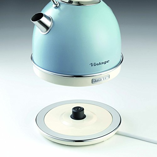 Ariete Vintage Duck Egg Blue Kettle