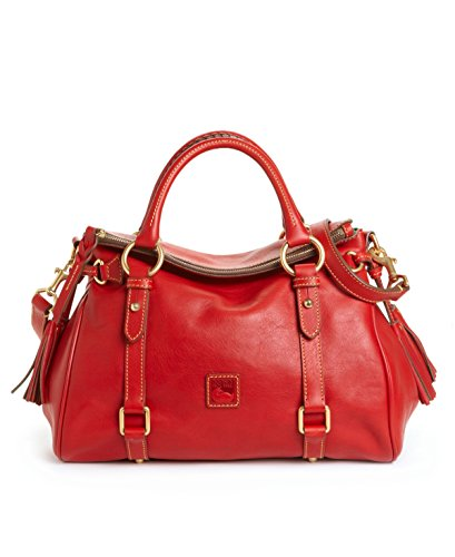 Dooney & Bourke, Borsa a mano donna Red