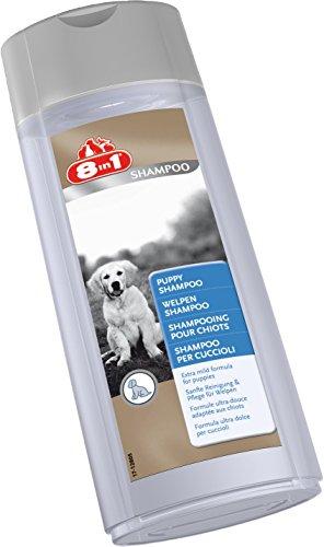 8in1 Welpen Shampoo (für die sanfte Reinigung und Pflege des Welpenfells), 250 ml Flasche - 2