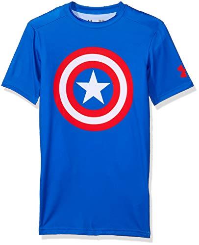 Under Armour Herren Kompressions-Alter Ego, T-shirt, Gr. M MD, Blau Royale Bleu
