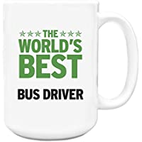 Worlds GREEN-Tazza Best Bus Driver 048 15 ml