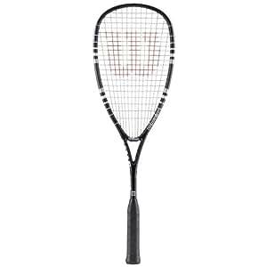 Wilson H120 Squash Racquet - Black, 27 Inch