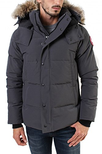 Canada-Goose-Mens-Parka-Coat-grey-XL