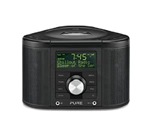 Pure Chronos CD II Radiowecker (DAB/DAB+/Stereo-UKW-Tuner
