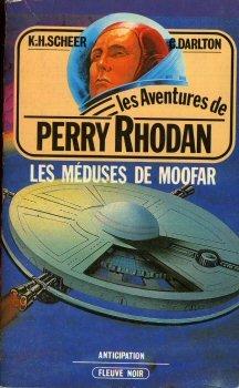 Les Méduses de Moofar - Perry Rhodan - 19