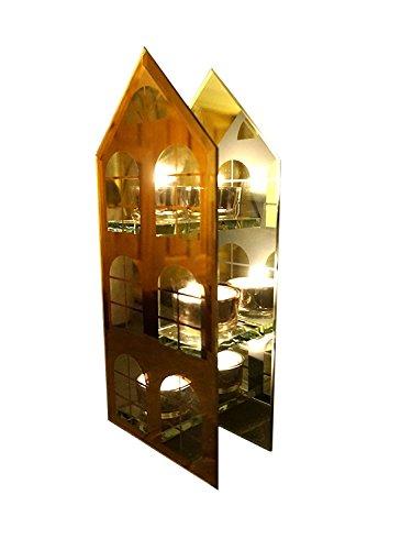 Home casa vela portavelas decoración de hogar adorno decoración acce