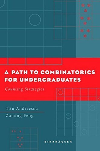 A Path to Combinatorics for Undergraduates: Counting Strategies by Titu Andreescu (2003-11-11)