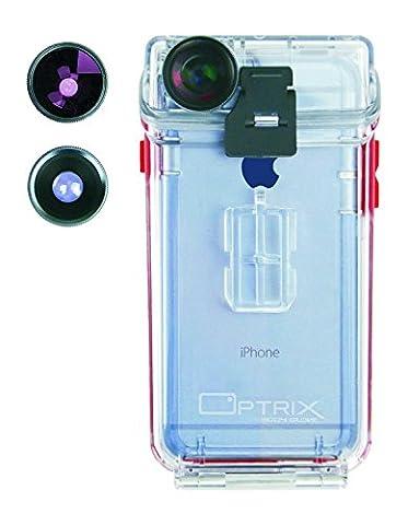 Kit Optrix by Body Glove pour iPhone 6 et 6s 100% Étanche