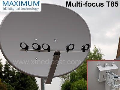 Sat Antenne Maximum Multi-focus T-85 Multi-lnb-sat