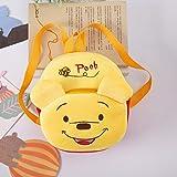 Zainetto Kindergarten Animal Bookbags bambini peluche giocattoli piccole borse bebè bambini precoce educazione Winnie the Pooh