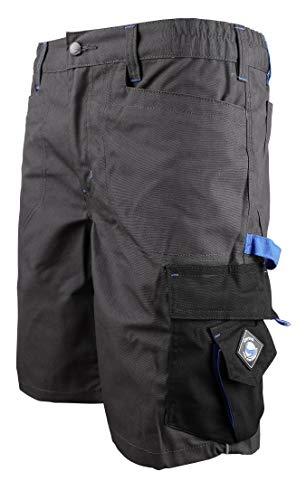 Prisma® - Herren Shorts/kurzen Arbeitshosen - für den Sommer - Grau EU56