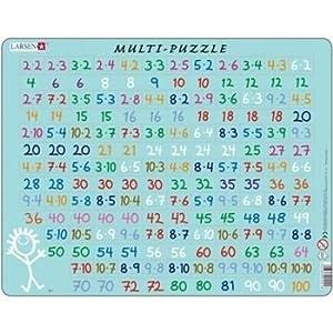Puzzle con marco