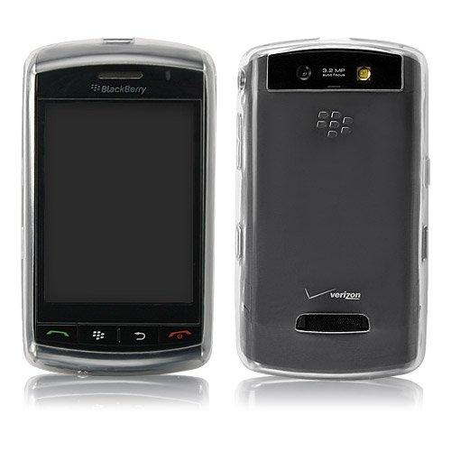 BoxWave Pure BlackBerry Storm 9530Crystal Slip (kristallklar) - 9530 Crystal