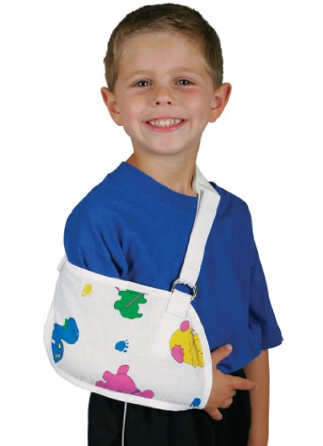 Medline Pediatric Print Arm Sling,