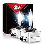 Win Power D1S D1R Ampoule Xénon HID Lampe de Rechange pour 12V 35W Voiture Phare Avant 4300K 6000K 8000K, lot de 2