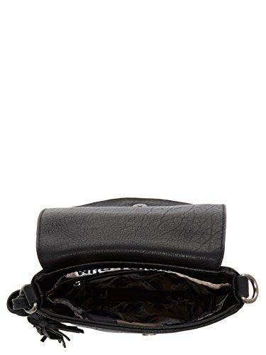 SURI FREY Judy Handtasche mit Überschlag NO.1 100 black