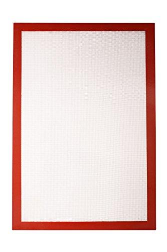 Heisenberg Dabbing Matte Antihaft Silikonmatte Rot Zum Verarbeiten von Wachs und Konzentraten 40cmx60cm