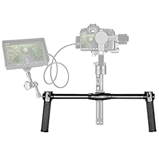 Dual Handheld Grip for Crane Crane 3 Axis Handheld Gimbal stabilization (B01M6D65CR)   Amazon Products