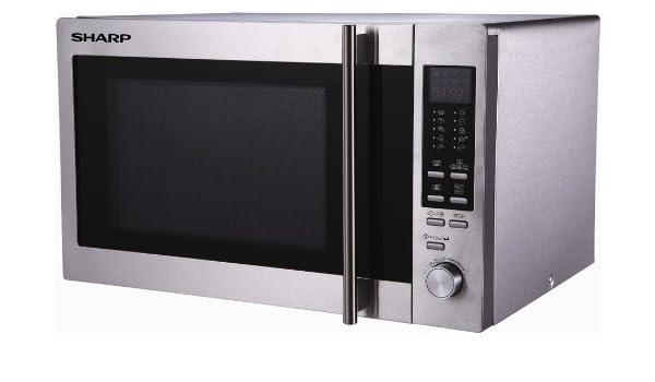 YC-MG02U-S SHARP 20L 800W forno a microonde digitale Touch Control con grill 1000W