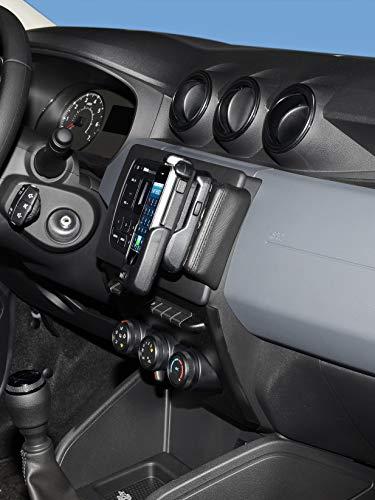 KUDA 3265 Halterung Kunstleder schwarz für Dacia Duster ab 2018 (2. Gen)