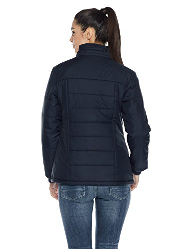 Qube By Fort Collins Women's Cape Jacket (39207_Navy_M)