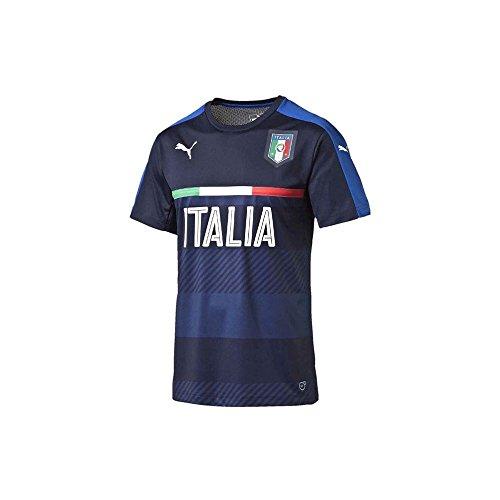 best website a2d72 40348 Puma FIGC Italia Training Jersey Maglietta da ragazzo